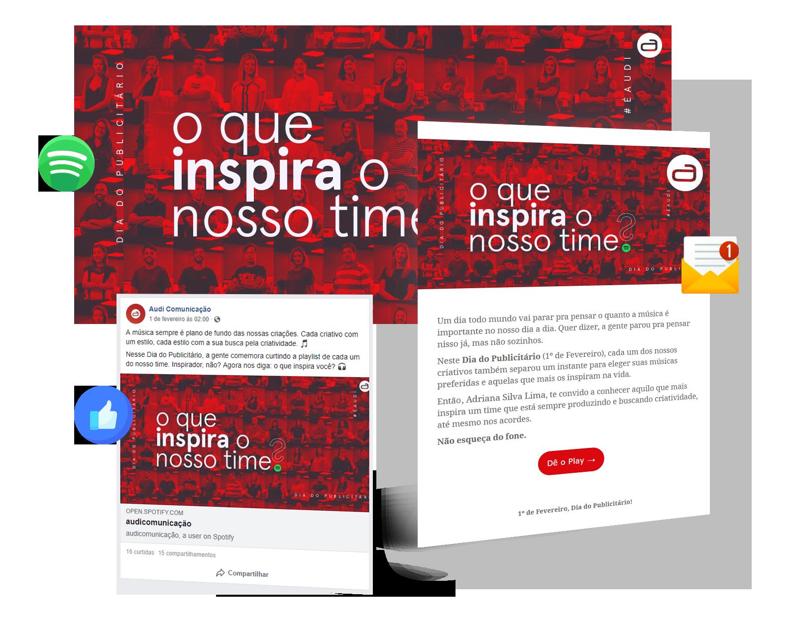 Dia do Publicitario - Audi Comunicacao