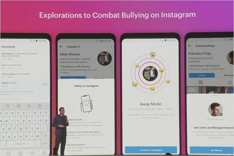 Novidades Facebook Instagram 2019 F8